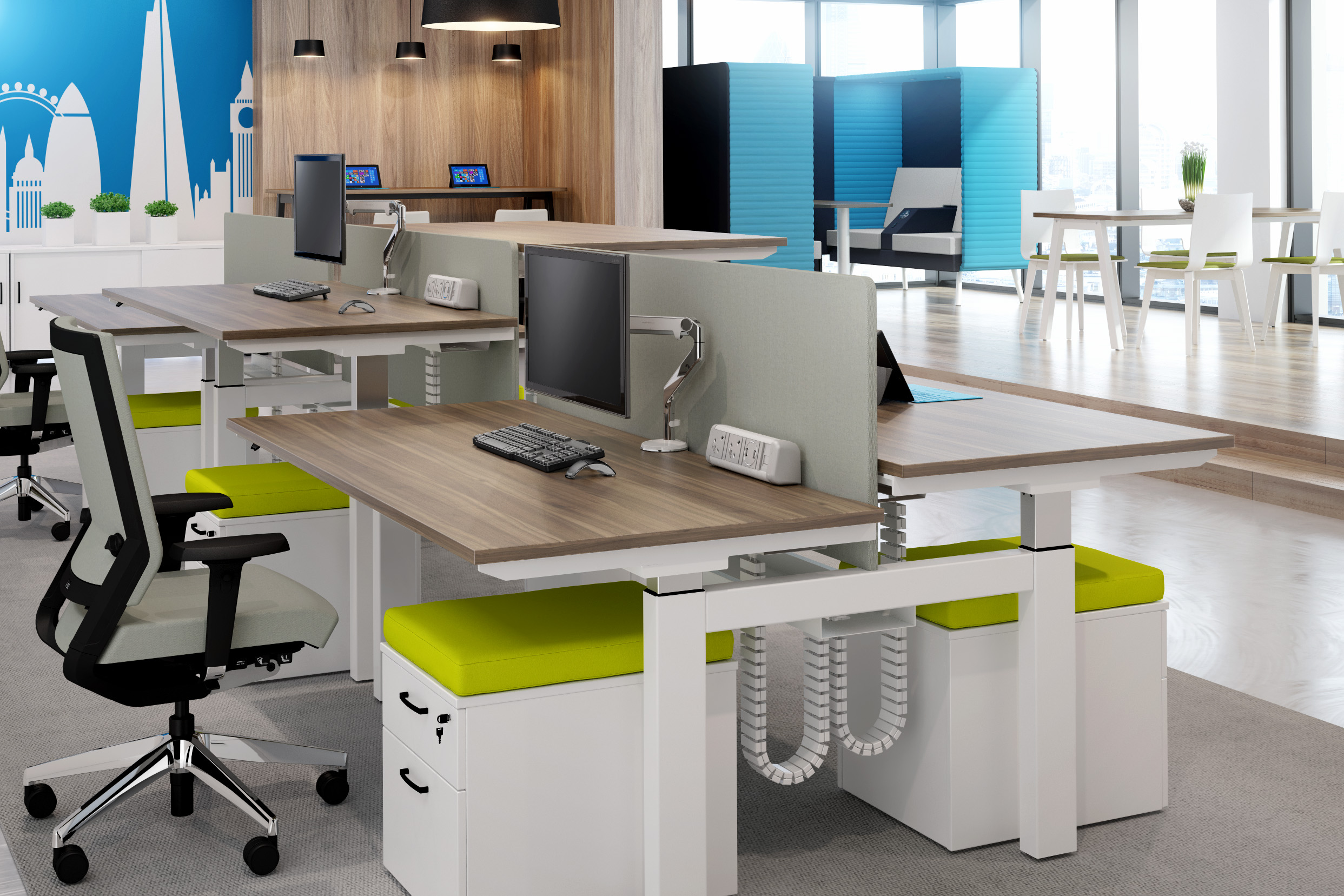 Desking Workstations1