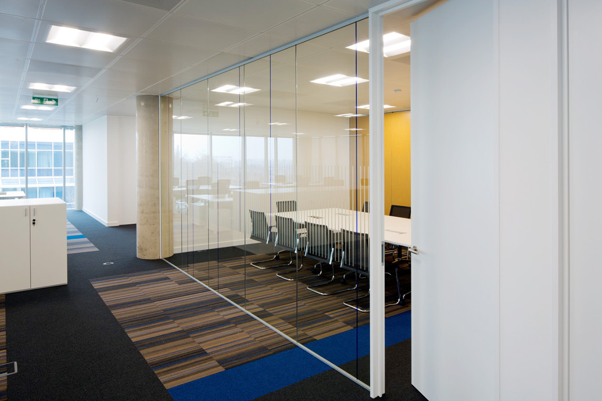 Meeting Rooms and Partitioning
