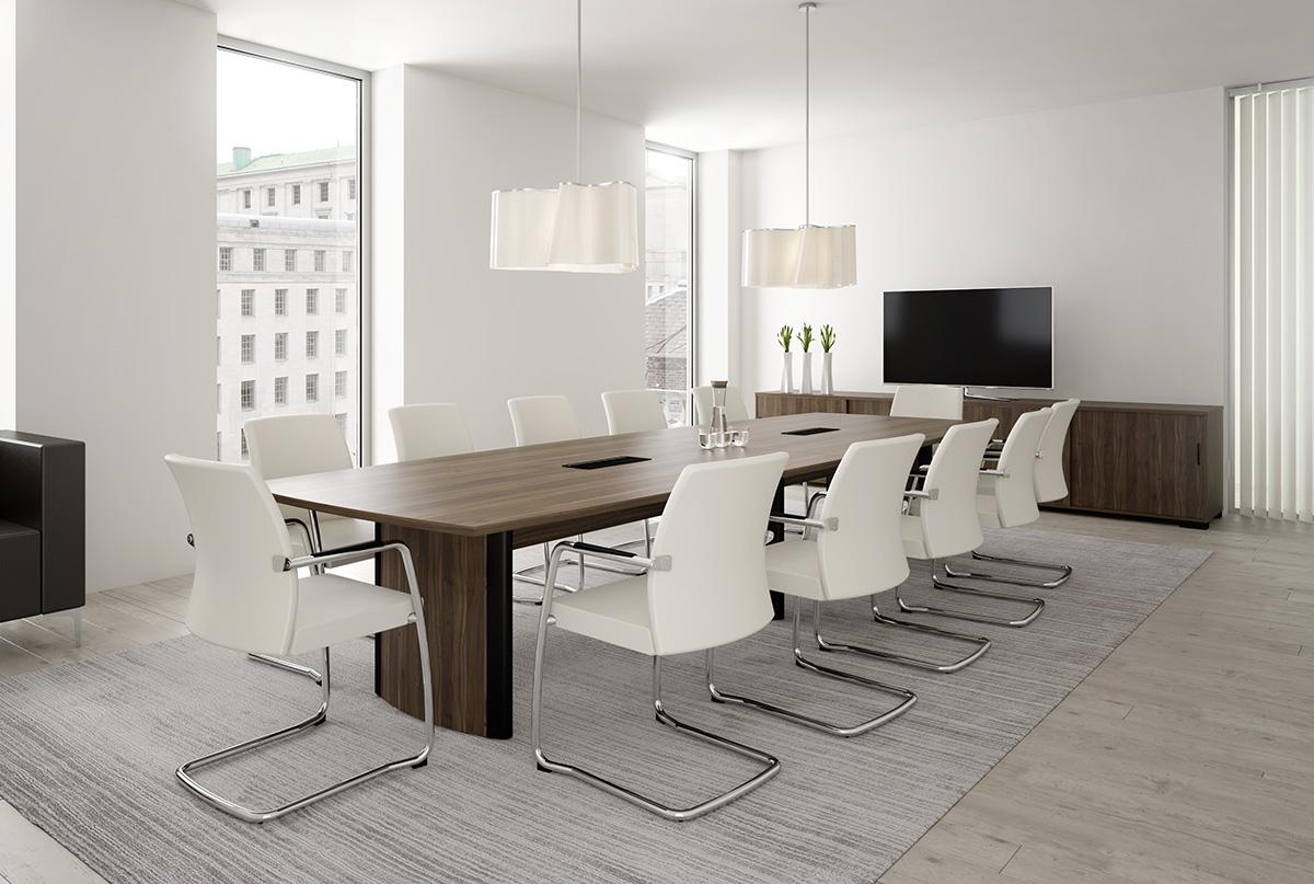 Meeting Table in Board Room