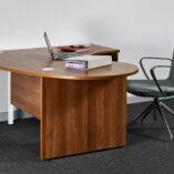 Gresham Deskit design 2000 Panel End Consult Workstation 1
