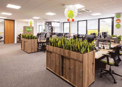 American Multi-national UK offices4