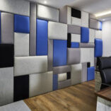 GE Acoustics wall tiles