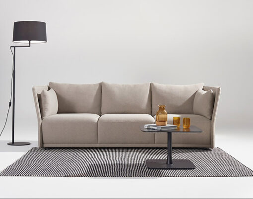 Obris Soft Seating 3 seater Sofa
